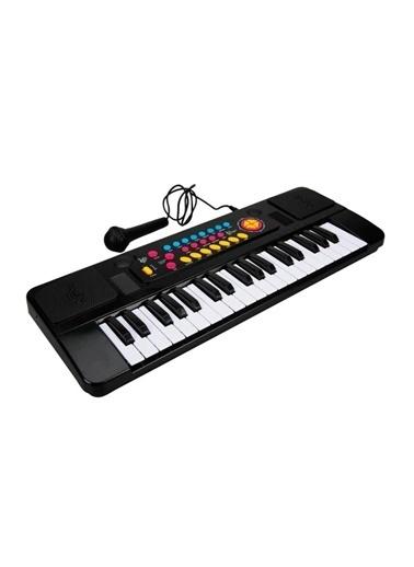 Sunman 01946 Mikrofonlu Elektronik Org 37 Tuşlu Renkli